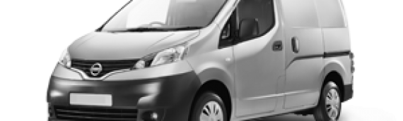 NISSAN NV200 CABINE APPROFONDIE DCI 90