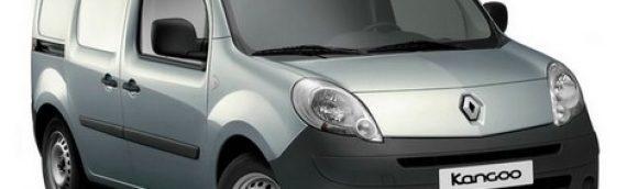 Renault Kangoo Express, véhicule utilitaire le plus vendu.