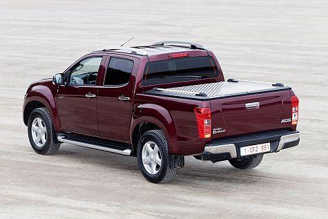 isuzu d max elu pick up de l 39 ann e 2013. Black Bedroom Furniture Sets. Home Design Ideas