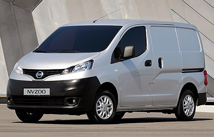 nissan nv200 un petit utilitaire maniable et compact. Black Bedroom Furniture Sets. Home Design Ideas